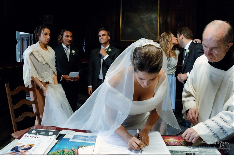 firme registro matrimonio assunta camogli