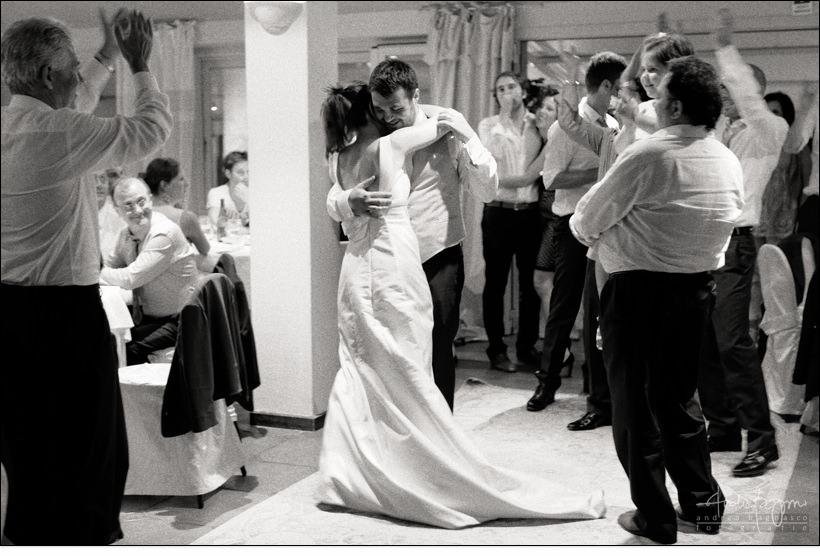 primo ballo sposi la femme