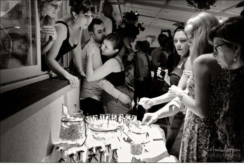 Matrimonio al ristorante la Femme