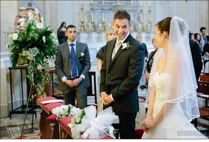 sposi all altare alessandria reportage matrimonio