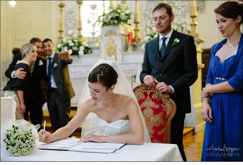 firma registro selfie reportage matrimonio