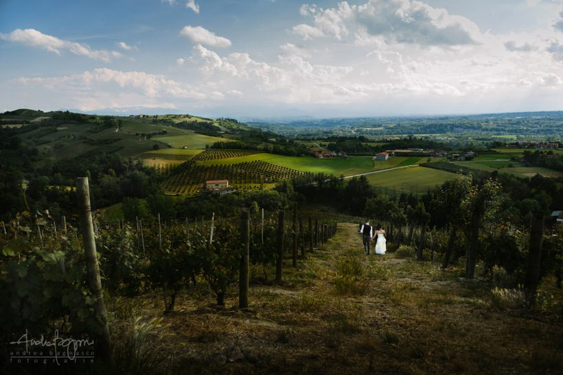 Alice + Giacomo | Winery Wedding at Bricco Rosso, Langhe