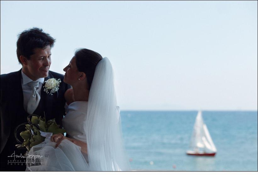 sposi marina di varazze