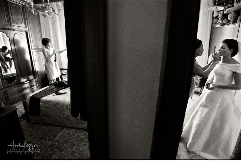 preparazione sposa fotografo matrimonio reportage