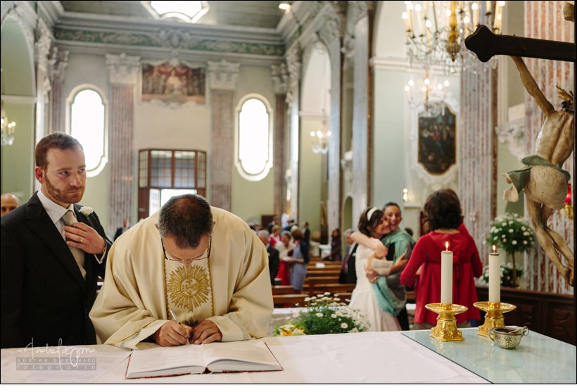 matrimonio genova castelletto reportage