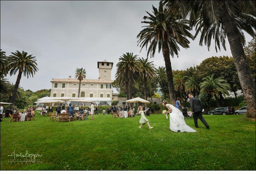 matrimonio palazzo della torre genova wedding