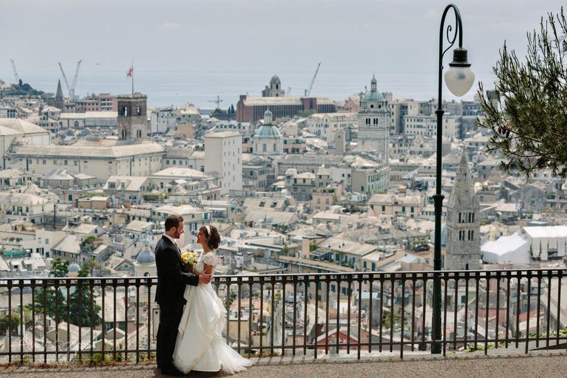 Elena + Alberto   Wedding at Palazzo della Torre, Genova
