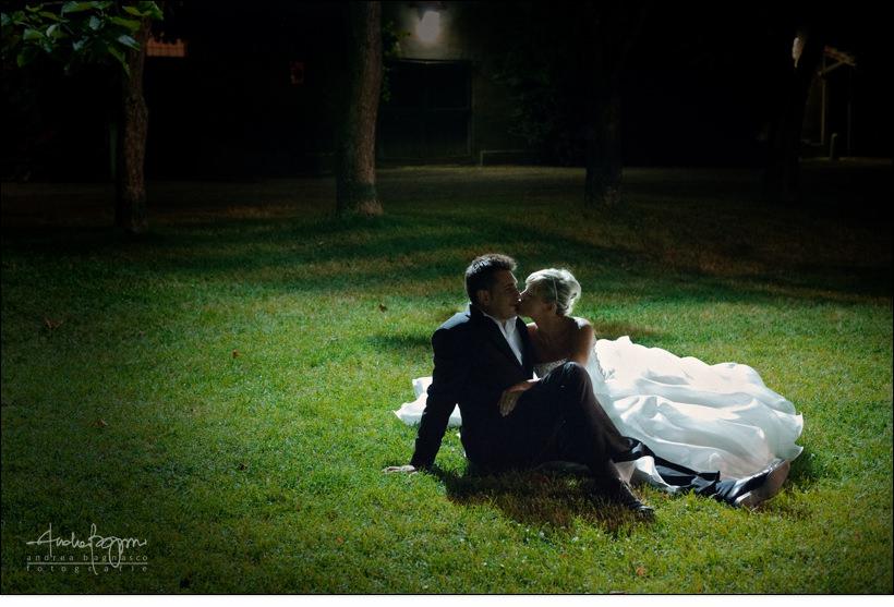sposi soli matrimonio abbazia erbamara