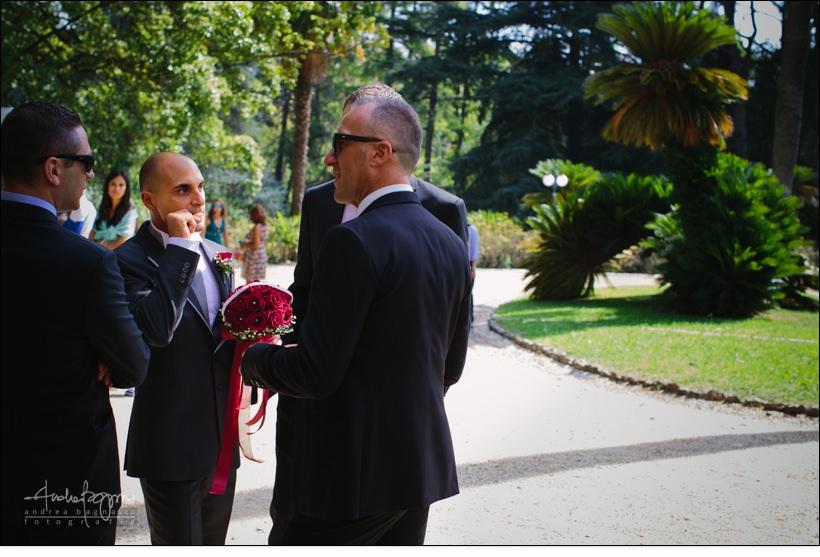 fotografo matrimonio villa cambiaso arenzano