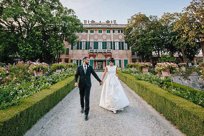 matrimonio villa faraggiana albissola albisola