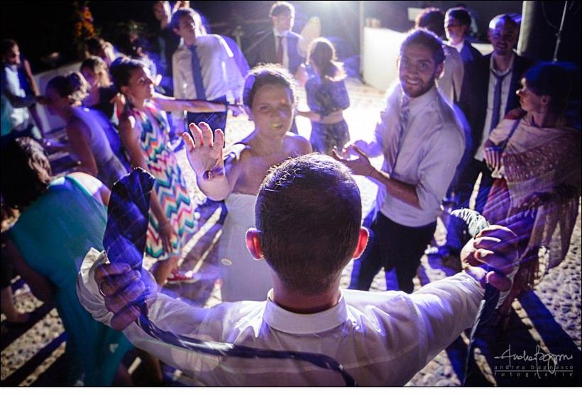 ballo sposi matrimonio la ginestra finale