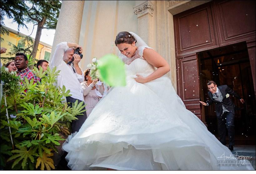 uscita sposi matrimonio stella maris albisola