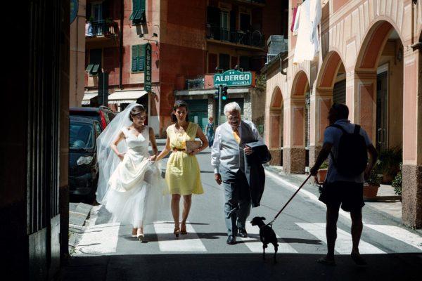 sposa liguria reportage matrimonio
