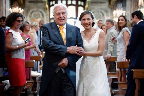 ingresso sposa matrimonio reportage