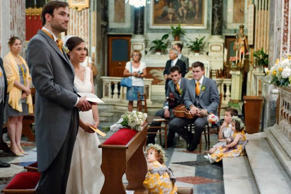 damigelle provenzali matrimonio