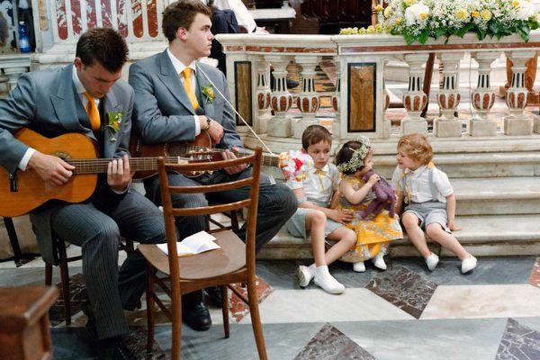 bambini matrimonio reportage