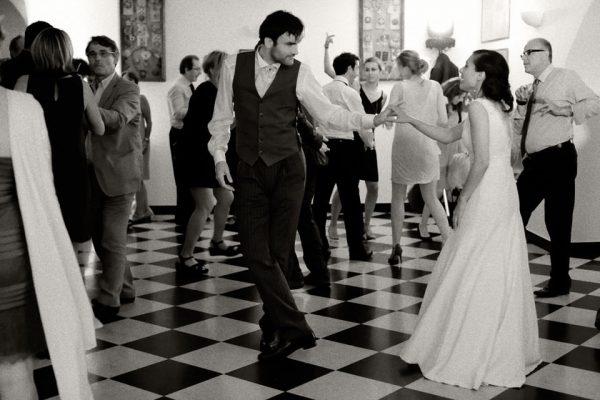 primo ballo sposi matrimonio castello canevaro