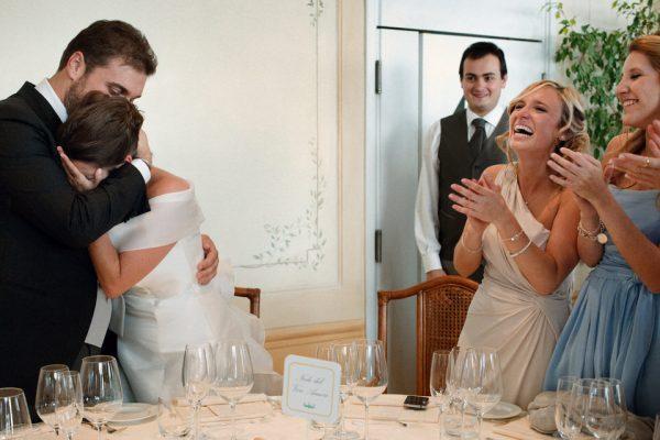 emozioni matrimonio reportage