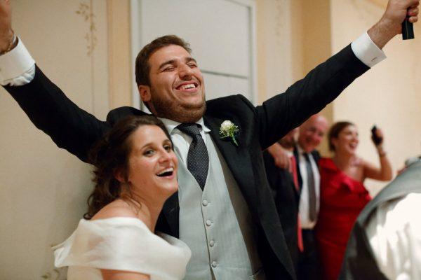 sposi in festa reportage matrimonio
