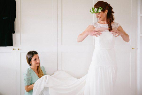 preparazione sposa santa margherita