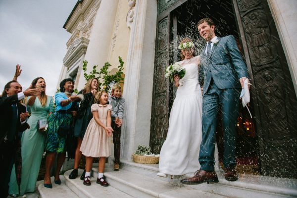 uscita sposi san giacomo santa margherita