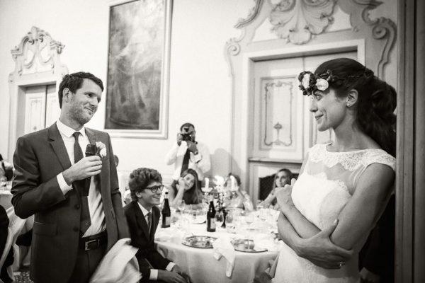 discorso sposo emozioni lacrima sposa