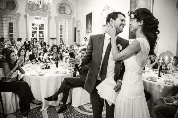 discorso sposi matrimonio villa durazzo