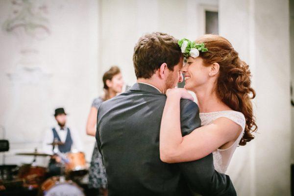 primo ballo sposi matrimonio villa durazzo