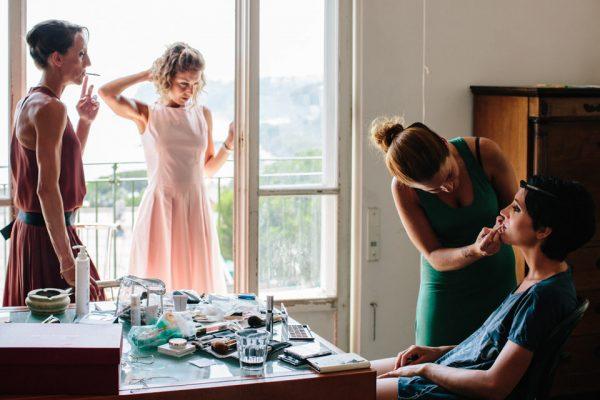 preparazione sposa matrimonio celle ligure