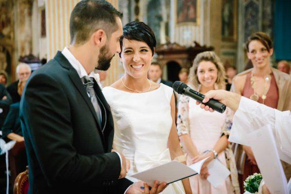 scambio promesse nuziali reportage matrimonio