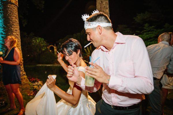 balli festa matrimonio villa faraggiana