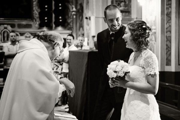 matrimonio don claudio doglio varazze