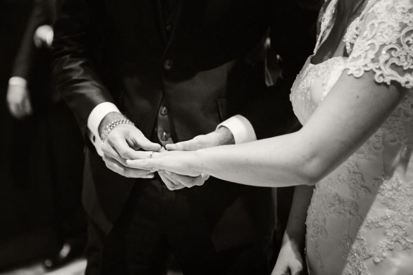 scambio anelli matrimonio varazze
