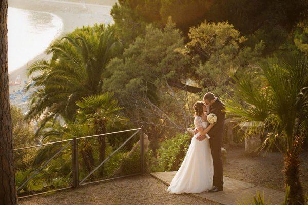sposi giardino villa lagorio celle ligure