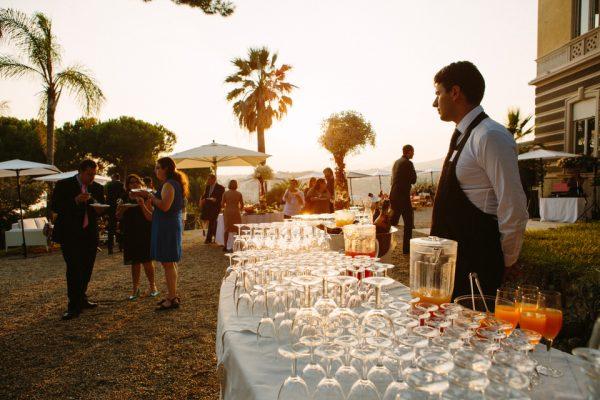 aperitivo matrimonio villa lagorio celle ligure