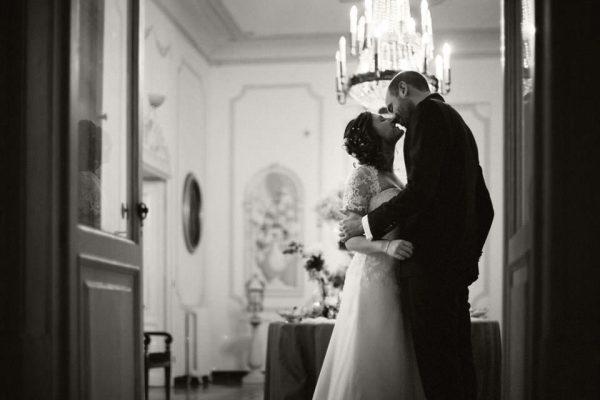 sposi confettata villa lagorio