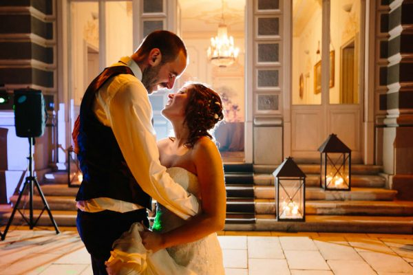 primo ballo sposi villa lagorio matrimonio