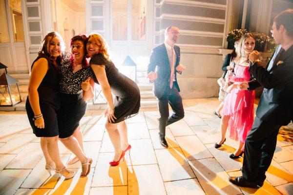 festa invitati matrimonio villa lagorio celle ligure