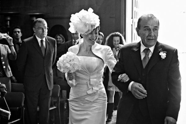 navata sposa matrimonio genova reportage