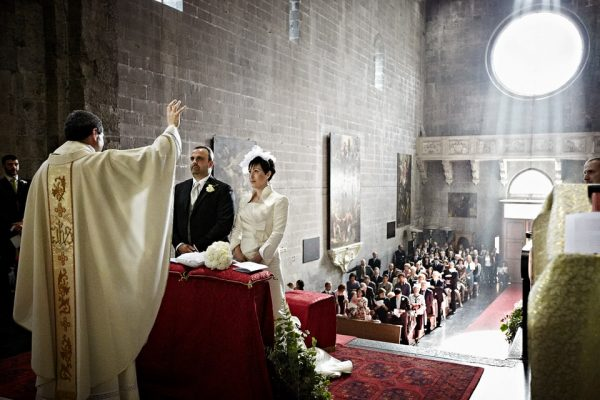 benedizione sposi santo stefano genova