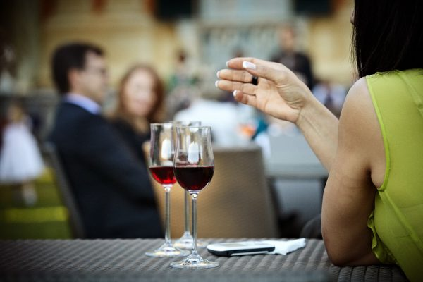 vino rosso matrimonio villa lo zerbino
