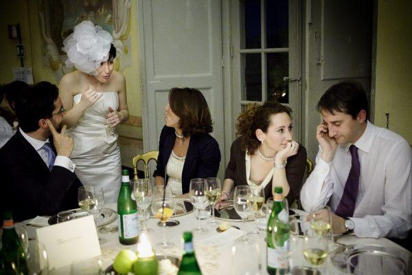 invitati matrimonio villa lo zerbino genova