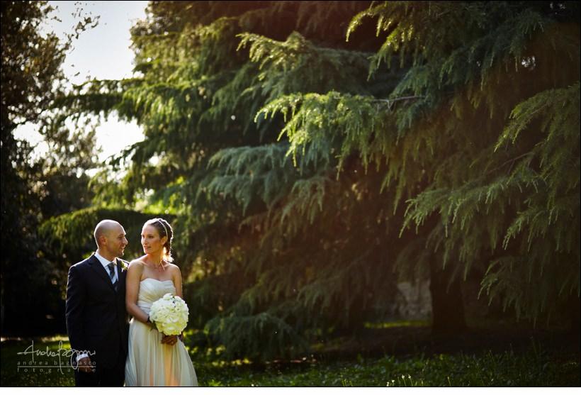 foto matrimonio genova parco arenzano