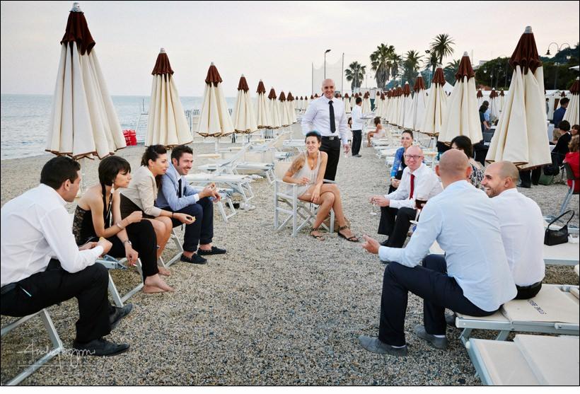 matrimonio sulla spiaggia
