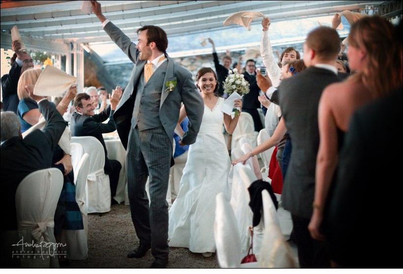 reception wedding castello canevaro zoagli