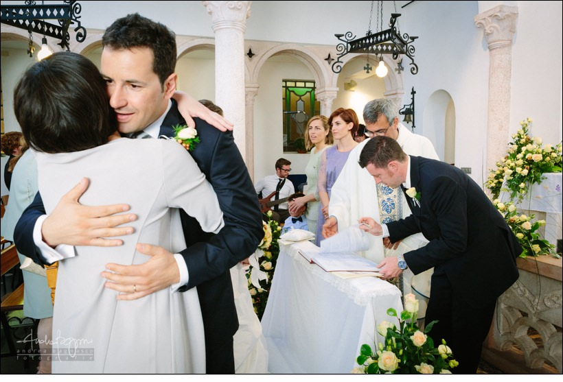 wedding in varazze
