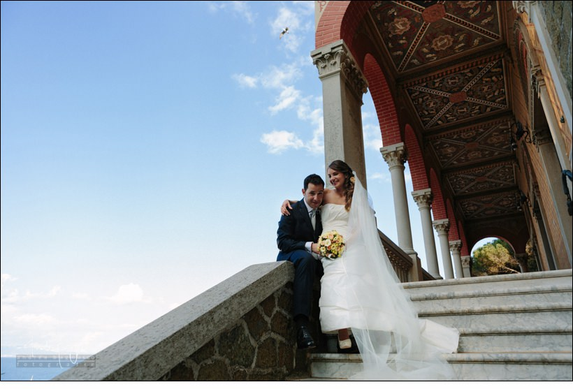 bride groom portrait italy wedding matrimonio