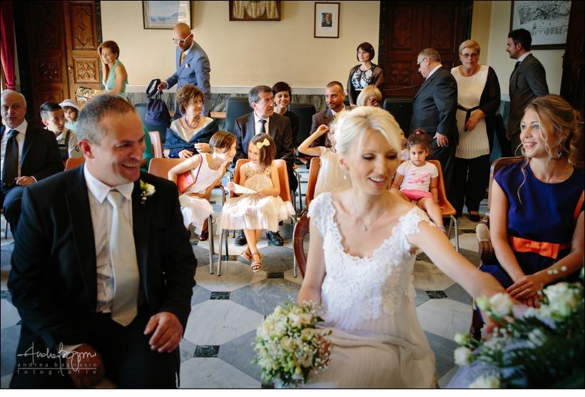 matrimonio genova arenzano