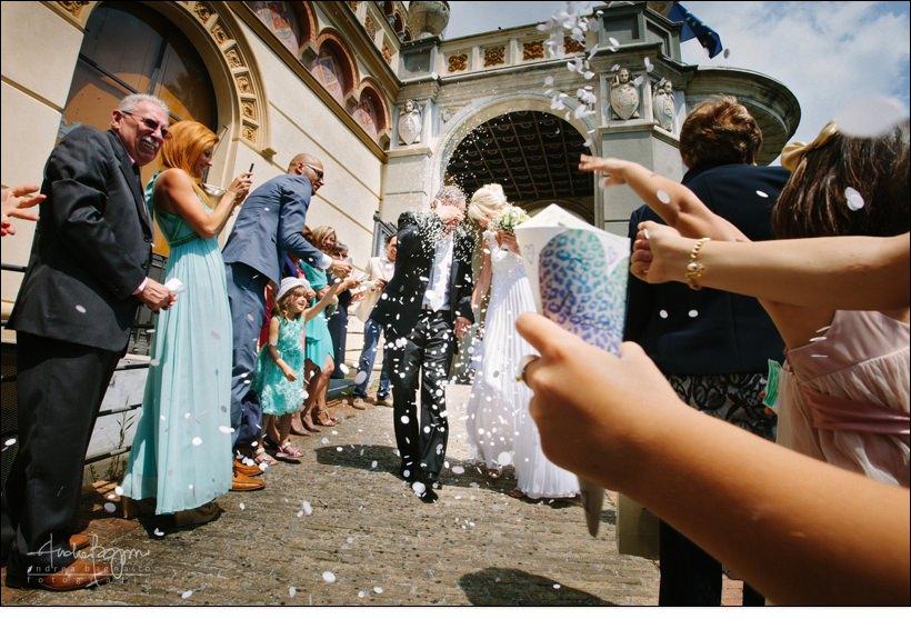 matrimonio villa cambiaso arenzano