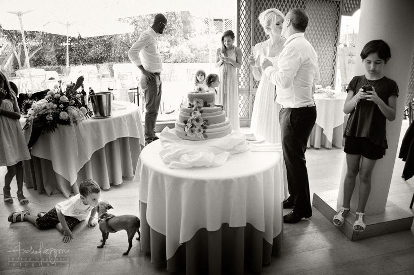 Wedding at the Grand Hotel Arenzano, Genova | Olessia + Claudio